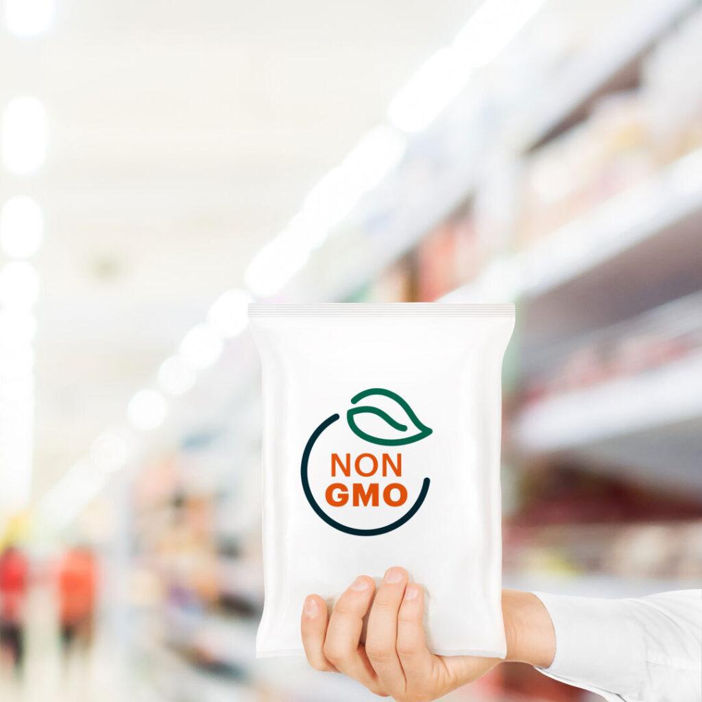 Selo Non GMO